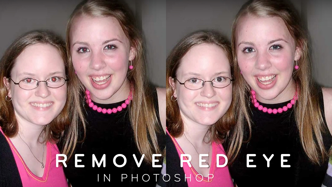 Retouch and correct photos