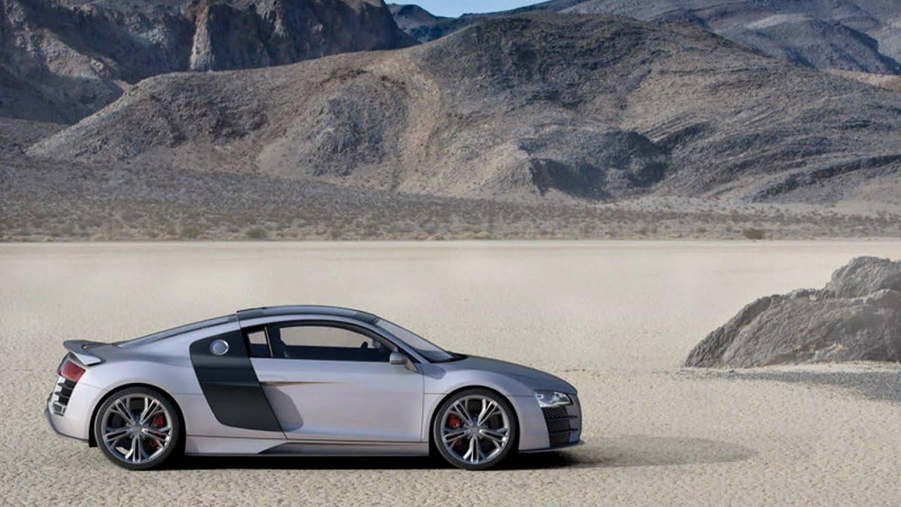 2008 Audi R8 V12 TDI Concept - YouTube