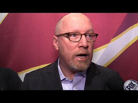 Cavs GM David Griffin on new big man Edy Tavares