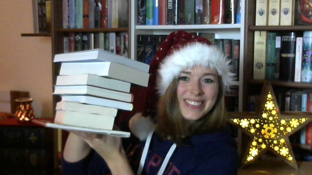 Want To Read] Winter- & Weihnachtsromane Dezember 17 - YouTube