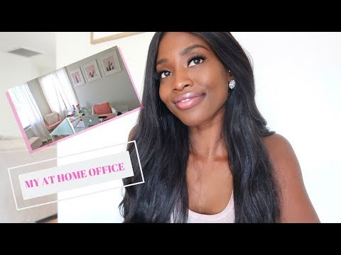 Realtor's Home Office Tour!