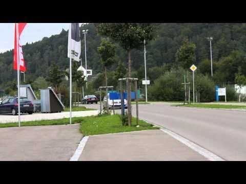 VW Golf 6 1.4 TSI Bull-X Exhaust direkt nach dem Einbau