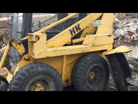 Ремонт мксм-800/ремонт бортового редуктора -2