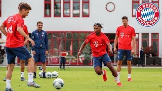 Neuer, Kimmich, Gnabry & More are back! | FC Bayern Training in Full Length!
