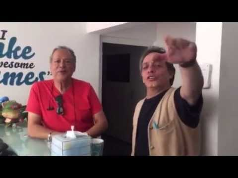 A ver a quien nos encontramos 5, ep. 9 (Alfonso Ramírez y Miguel Angel Ghigliazza)