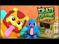 Abrindo Crate Creatures Surprise Flingers