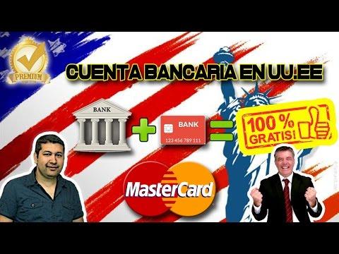 Como Crear Una Cuenta Bancaria En Estados Unidos + Tarjeta De Débito Y Verificación Gratis! 2017