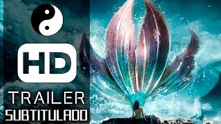 [SUB ESP] The Mermaid  Official Trailer / las travesuras de una sirena Official  Trailer
