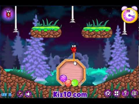 Nightflies 2 - Game WalkthroughKiz10