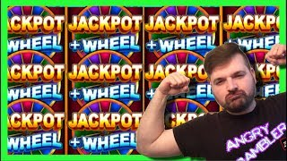 ✴✴✴ JACKPOT ✴✴✴ BUFFALOS FOR DAYS! American Bison Slot Machine W/ SDGuy1234