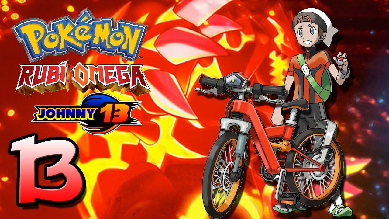 Pokemon Rubi Omega Room