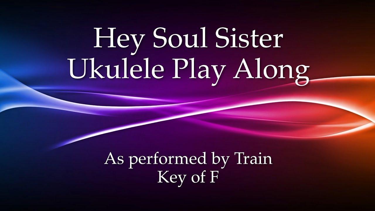Hey soul sister ukulele play along youtube hexwebz Image collections