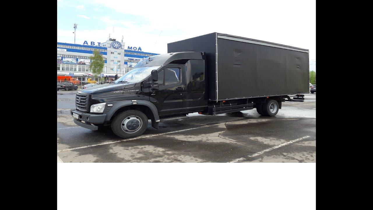Nova-Truck Нова-Трак - YouTube