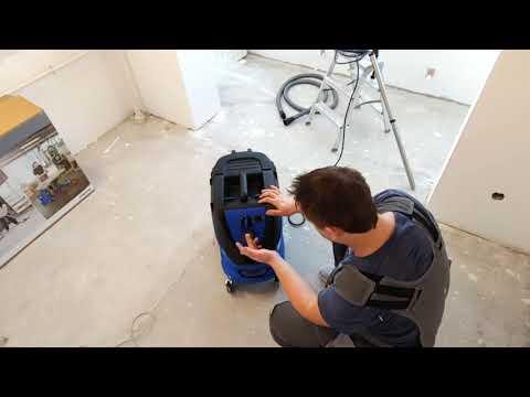 Пылесос NILFISK Attix 44 Подробный обзор