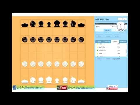 Cambodian Thai Chess - CS 004 Chess strategy for playing | Khmer OUk Makruk