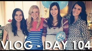 BOYS AND BABY SHOWERS! (DAY - 104)