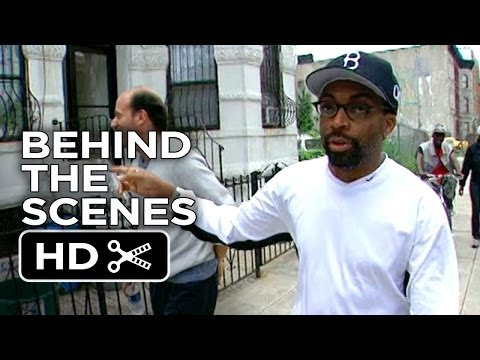 Do The Right Thing BTS - Part 1 (1989) A Spike Lee Joint Movie HD