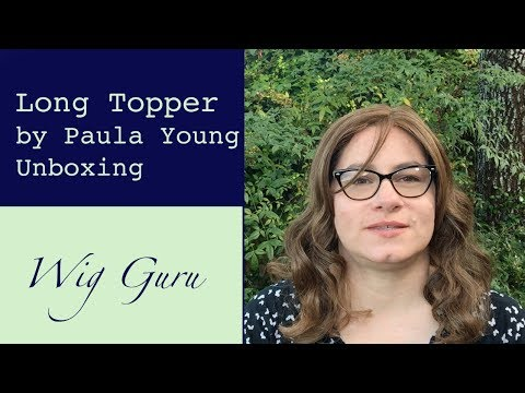 Long Topper by Paula Young - Unboxing