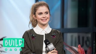 rose mciver talks about what the brains are made of in izombie