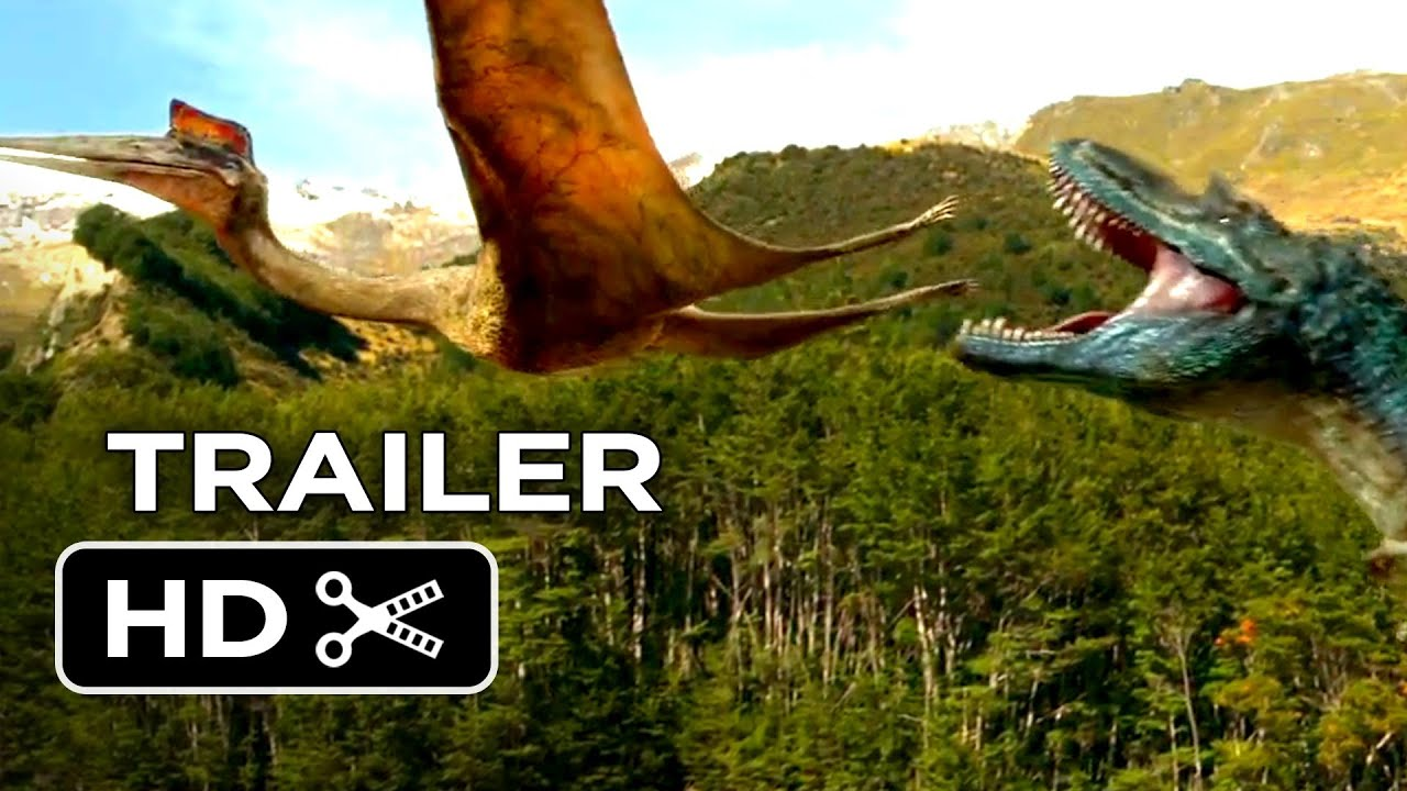 Elephant 3d Wallpaper Walking With Dinosaurs 3d Official Trailer 3 2013 Cgi