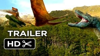 Walking With Dinosaurs 3D Official Trailer #3 (2013) - CGI Dinosaur Movie HD