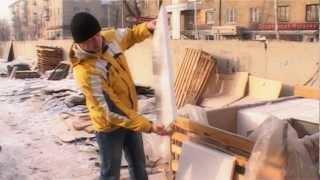 Отзыв, фасадные кассеты ИНСИ, офисное здание(Прораб Константин Иванов (ООО
