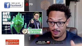 Ethereum Classic on Coinbase! 🎉2018 Cryptocurrency Bitcoin BTC USD News Live 2018