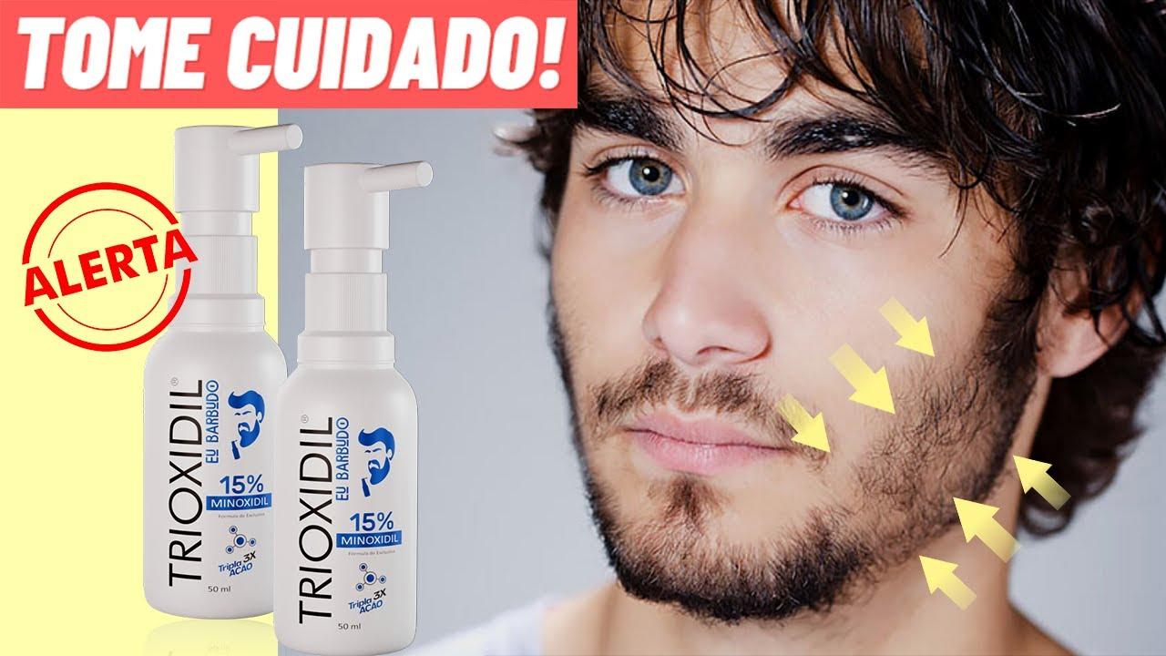 trinoxidil cabelo