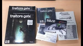 Game Box Review 31 - Traitors Gate 2