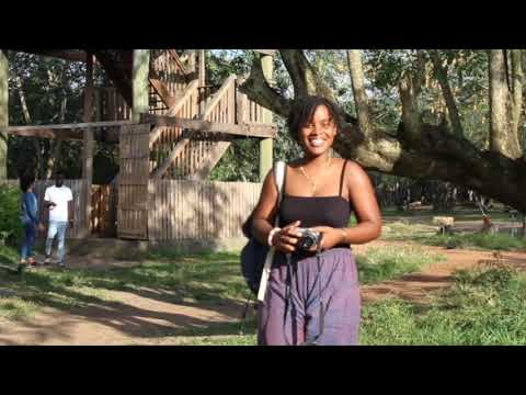 Living and Exploring  in Ghana - Featuring Legon Botanical Gardens