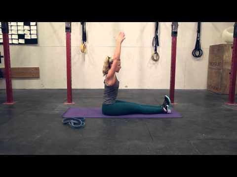 WOD Recovery Yoga for Open Workout 16.4 Hosted By CrossFit Marin