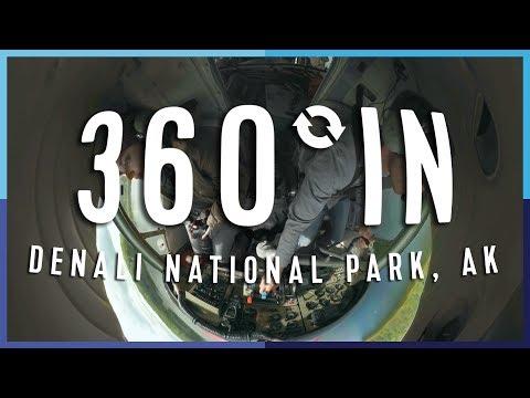 360 In Alaska: Denali National Park | Royal Caribbean