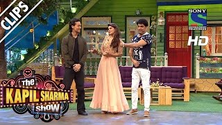 Kapil Welcomes the star cast of A Flying Jatt -The Kapil Sharma Show-Episode 35 -20th August 2016