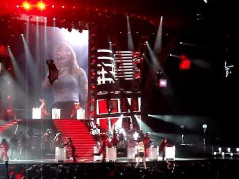 Taylor Swift Omaha Holy Ground 3/13/13