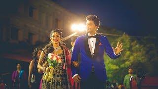 Sun Music Vjs's Rocking Performence @ Diya Menon & Karthik Subramanian-wedding Reception