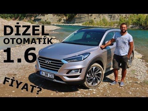 Test - Yeni Hyundai Tucson 1.6 Dizel Otomatik