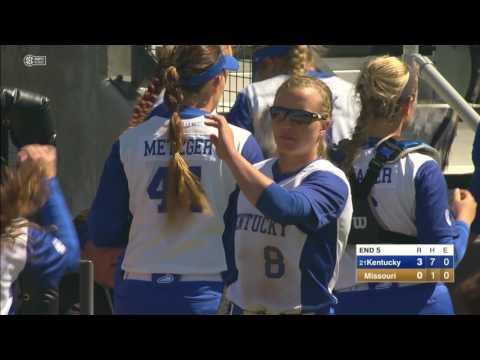 SB: Kentucky 4, Missouri 0 - Game Two