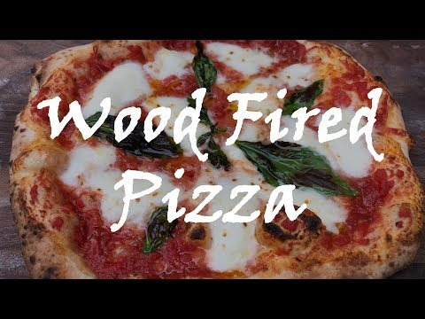 More Charcoal and Wood Fired Pizza in the Uuni Pro Pizza Oven