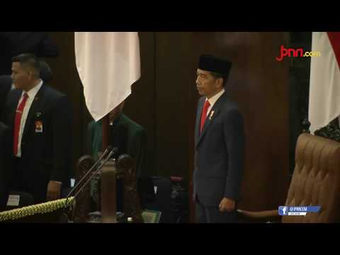 Jokowi: Birokrat Jangan Cuma Sending-Sending