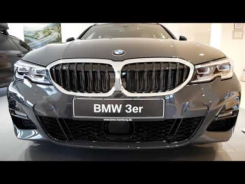 2020 New BMW 3er 330i xDrive Touring with M Sport package G21