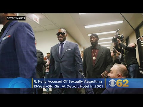 R. Kelly Accused Of Sexually Assaulting 13-Year-Old Girl At Detroit Hotel In 2001 Mp3