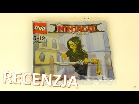 Lego Ninjago Movie Lloyd Recenzja Youtube