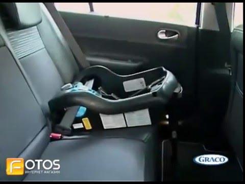 Обзор автокресла Graco Logico S HP