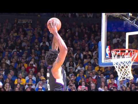 Top 10 NBA Plays: March 23rd