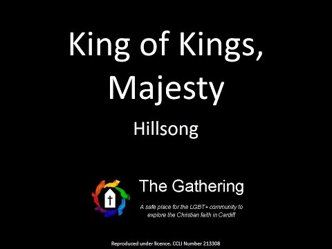 King Of Kings (Majesty) - Hillsong (With Lyrics)
