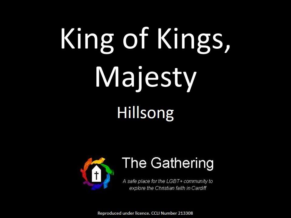 Hillsong United - King Of Majesty (lyrics) - YouTube