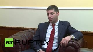 Ukraine: South Ossetia first to open consulate in Donetsk