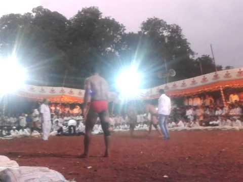 Kusti Ganesh Hirgude Vs Babalu Danake