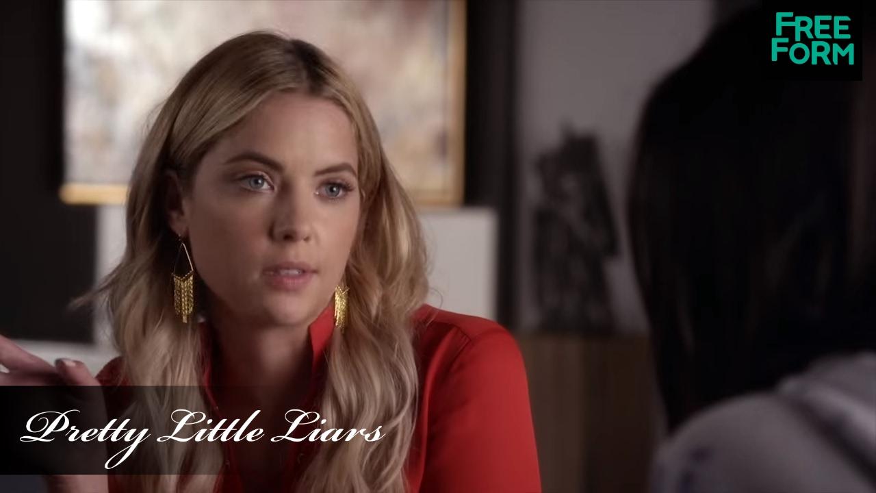 Download Pretty Little Liars   Season 6, Episode 15 Clip: Emily & Hanna    Freeform