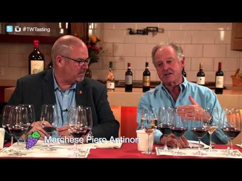 Tuscan Wine Experience: Webcast Tasting Featuring Marchese Piero Antinori